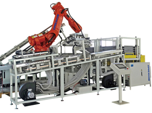 Robotic Tray System Mechanical